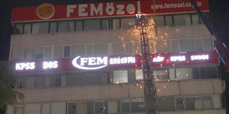 FEM Dershanesi'nden Topbaş'a suç duyurusu