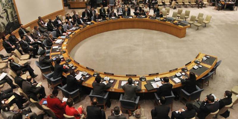 BM Viyana'daki Suriye kararlarıyla ilgili tasarıyı hazırlıyor