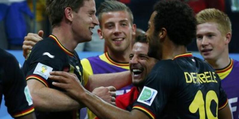 Dünya Kupası H Grubu'nu Belçika zirvede bitirdi