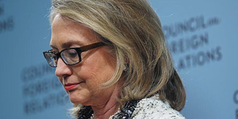 Hillary Clinton'ın aracına para cezası