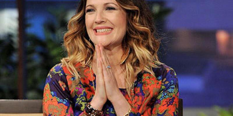 Drew Barrymore yeniden hamile