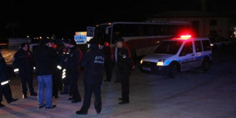Torku Konyaspor'lu taraftarlar gözaltına alındı