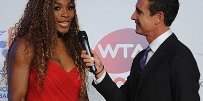 Serena Williams seslendiriyor: Ah İstanbul