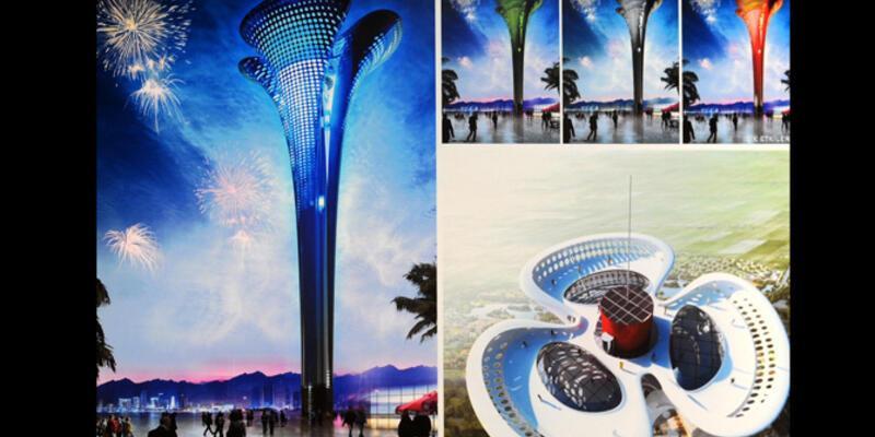 Expo Kulesi Türkiye'nin Eyfel'i olacak!