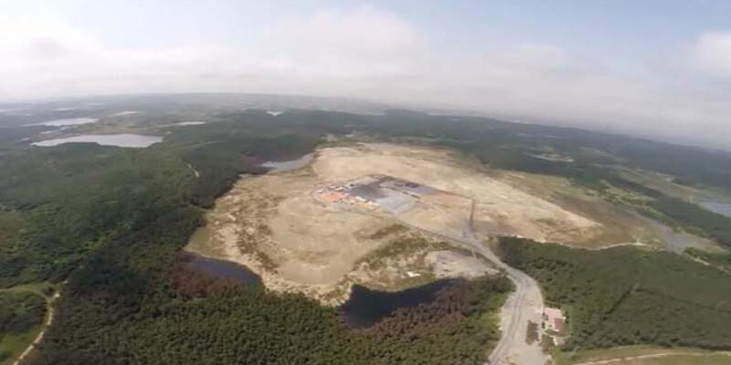 """""""3. Havalimanı inşaatında vurgun"""" iddiası"""