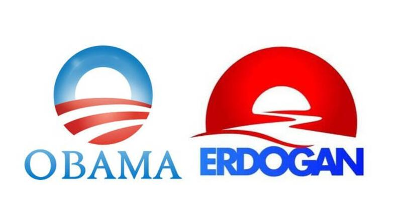 İşte Erdoğan'ın logosu
