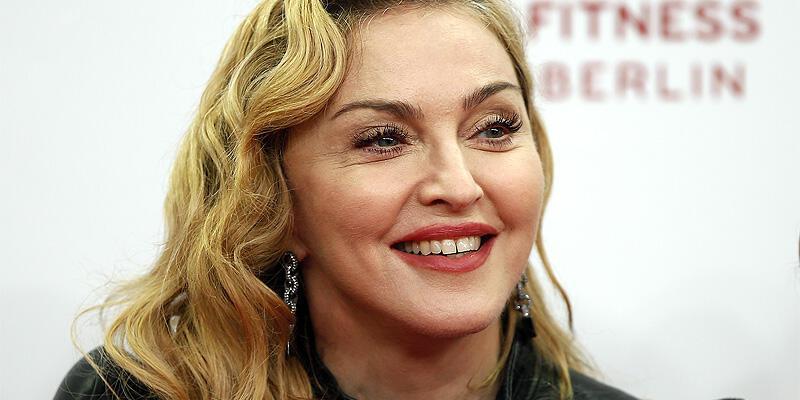 Madonna'dan memleketi Detroit'e yardım