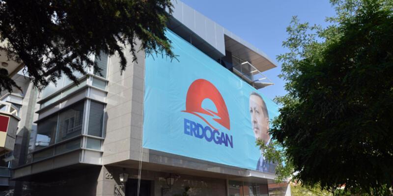 Erdoğan'ın seçim kampanyasının merkezi Kuleli Sokak