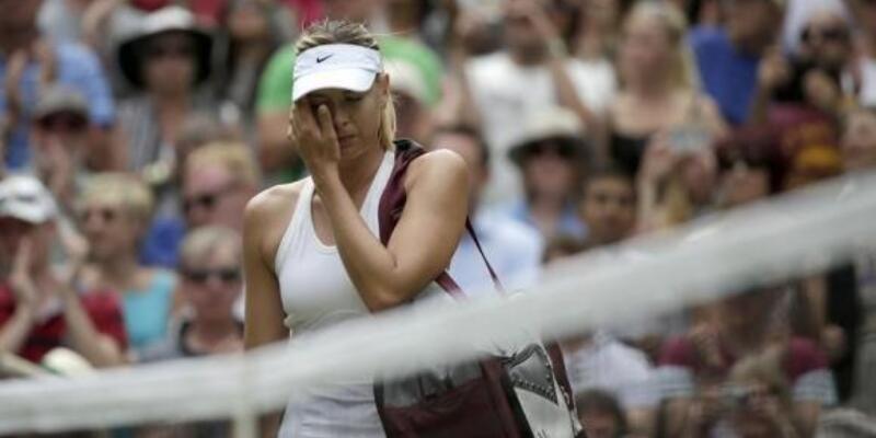Sharapova 4. turda elendi
