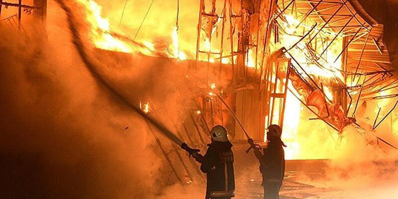 Suudi Arabistan'da ev yangını: 7 ölü