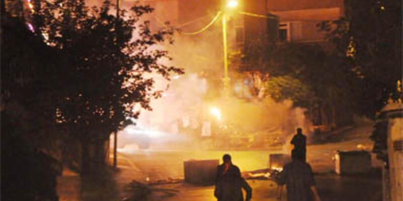 Çete mahalleye saldırdı: 1 ölü