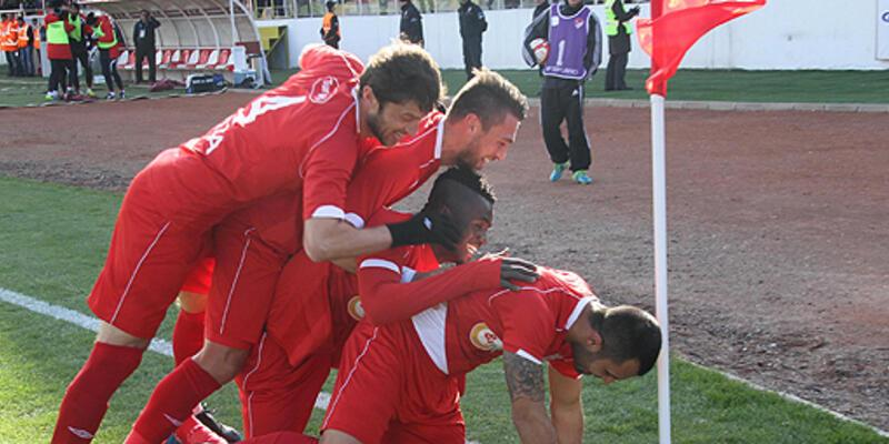 Balıkesirspor - Trabzonspor: 3-1