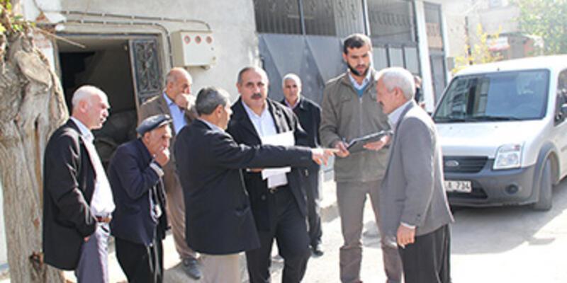 """""""Adıyaman'da Alevi evleri işaretlendi"""" iddiası"""