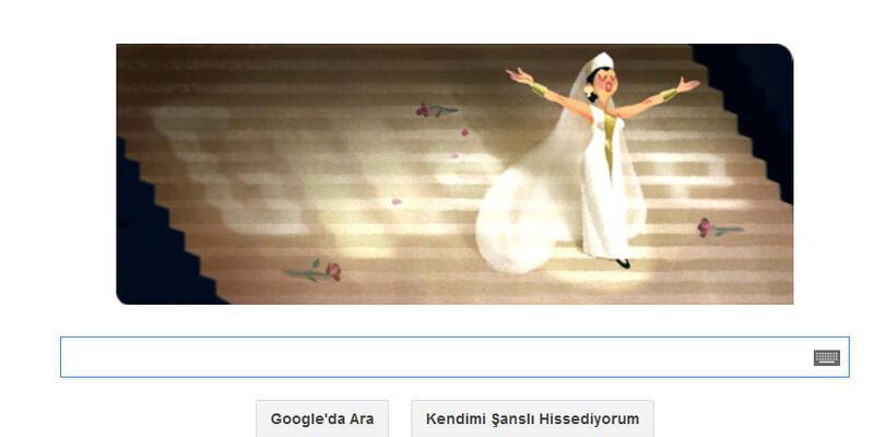 Google, Leyla Gencer'i unutmadı