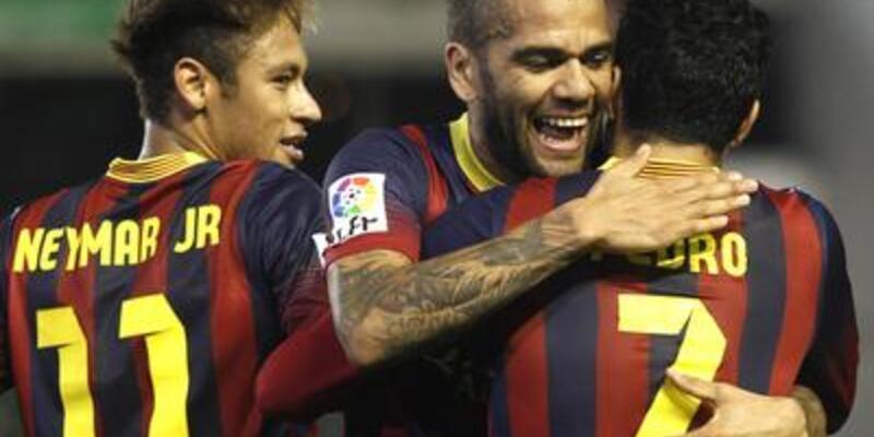 La Liga'da Barcelona egemenliği