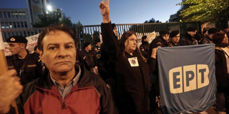 Yunanistan'da hükümete gensoru