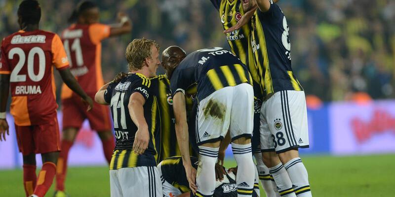 Fenerbahçe Cim Bom'a 9 puan fark yaptı