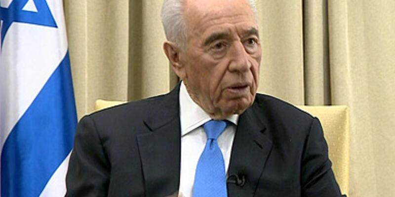 Peres'ten İran mesajı