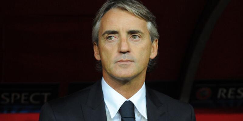 Mancini beklemiyordu