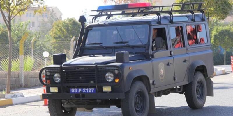 Şanlıurfa'da kaçakçı operasyonu
