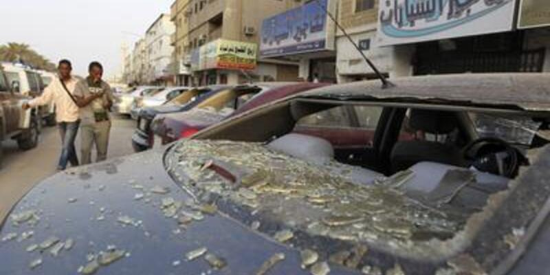 Suudi Arabistan'da yine çatışma