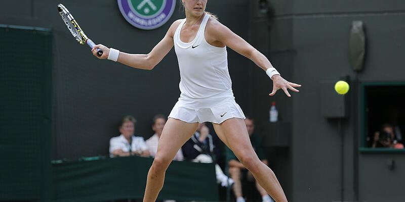 Wimbledon'da Bouchard fırtınası