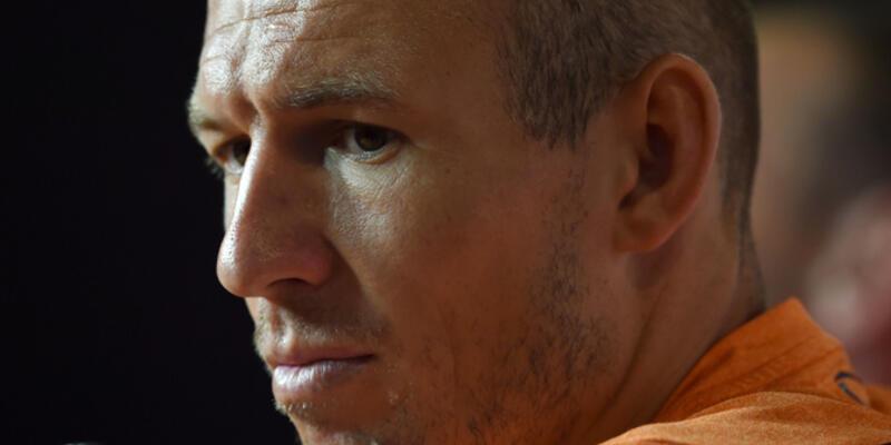 Robben: Rio kumsallarının tadını çıkarmaya gelmedik
