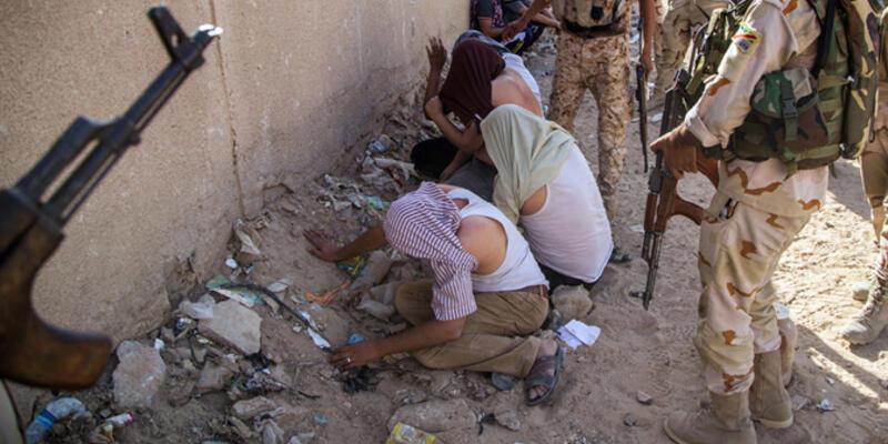 Irak ordusundan Şiilere operasyon: 30 ölü