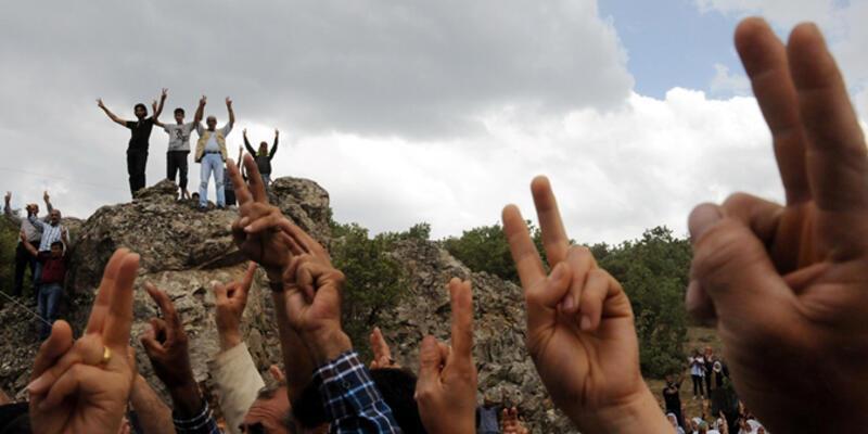 """""""Lice'de özgür Kürdistan'ın tohumları atılıyor"""""""