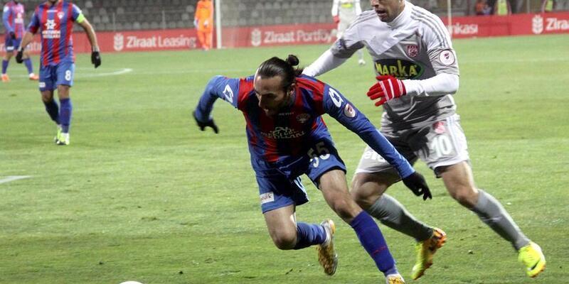 Sivasspor - Silivrispor: 1-0