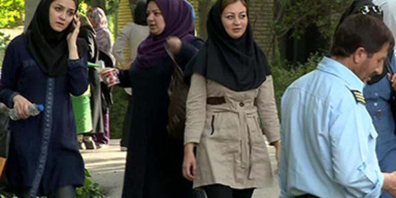 İran'da ahlak polisi kadınları tutuklayamayacak