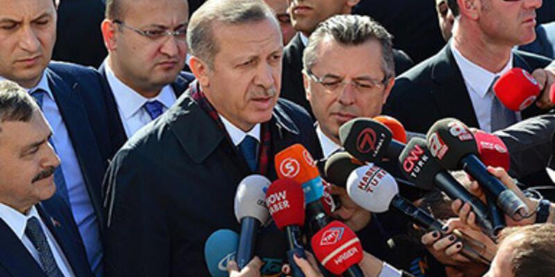 """Erdoğan: """"Tarihi bir atmosferdi"""""""