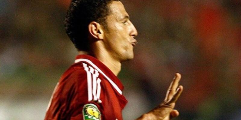 Rabia işareti yapan futbolcuya ceza
