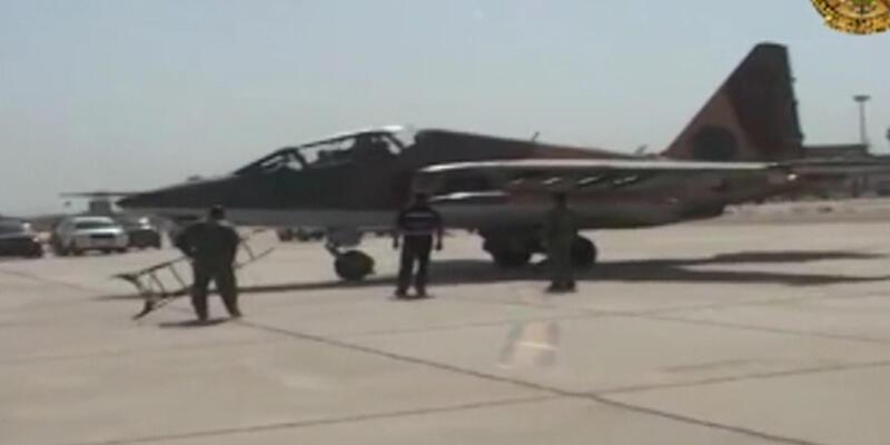 IŞİD ile mücadele için gönderilen İranlı pilot öldü
