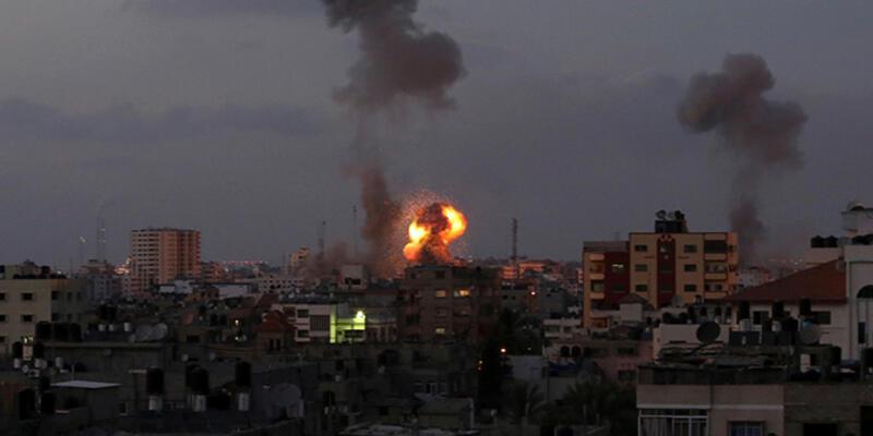 Gazze'ye yönelik saldırılarda bilanço ağırlaşıyor