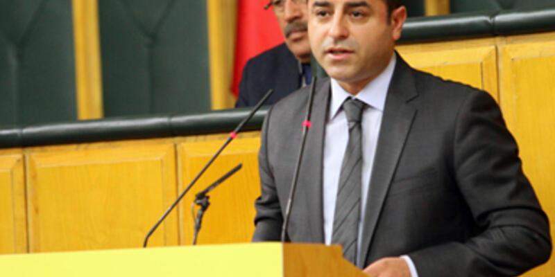 Demirtaş'tan Erdoğan'a üslup uyarısı