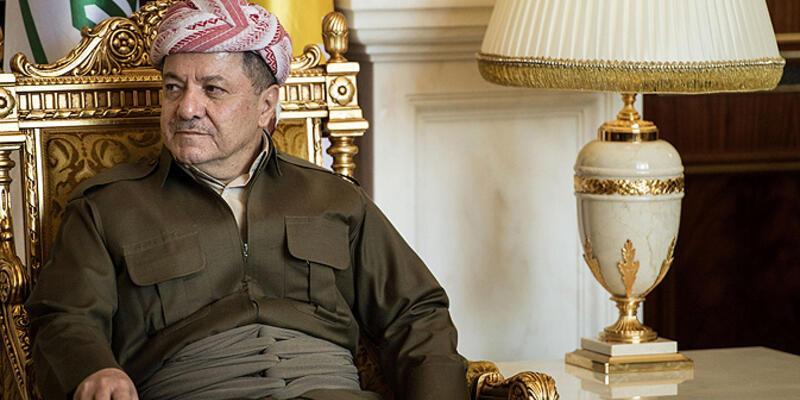 """Barzani: """"Bağımsızlık Kürtlerin hakkı, geri adım atmayacağız"""""""