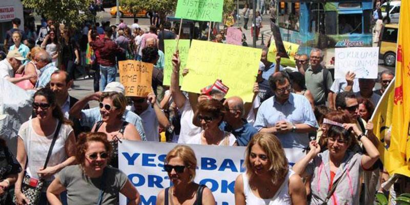 """Kadıköy'de """"İmam-Hatip"""" isyanı"""
