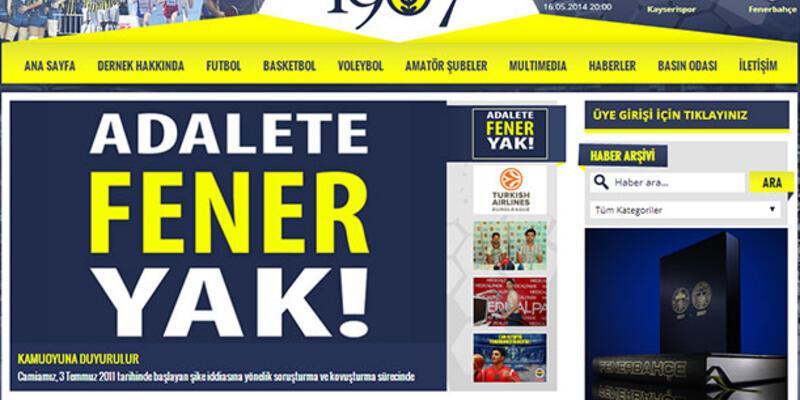 1907 Fenerbahçe Derneği'nden AYM'ye çağrı