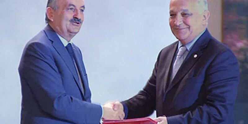 Türkök projesi için imzalar atıldı