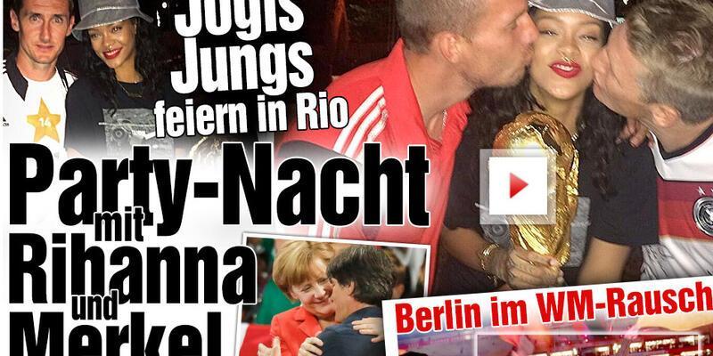 Alman basınından ilk tepkiler