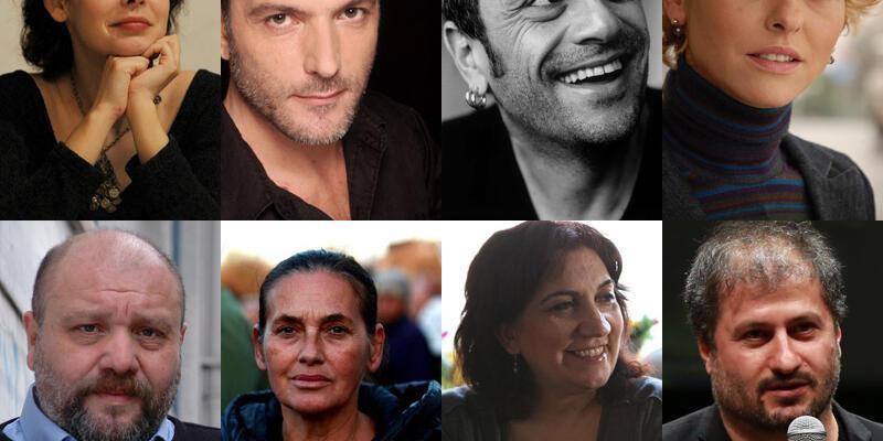 Sinemacılardan Gazze çağrısı!