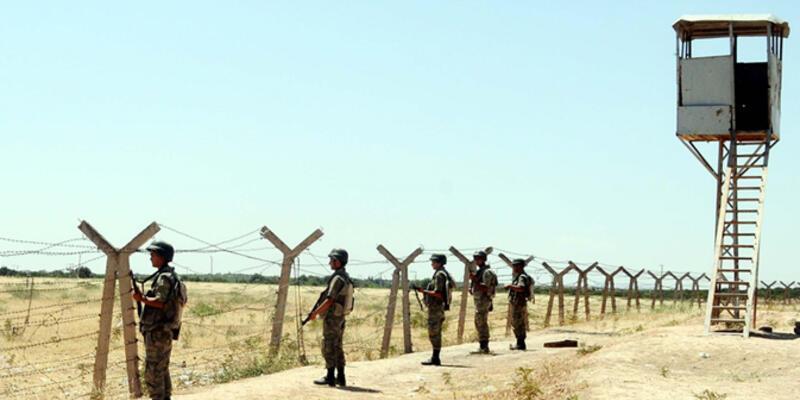 Türkiye sınırında IŞİD önlemi