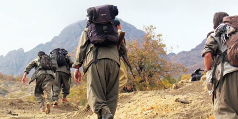PKK'lılar bekçi kaçırdı