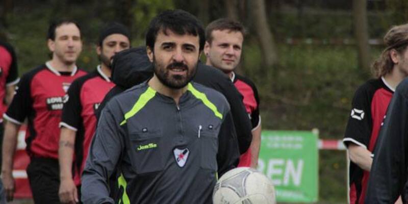 Eşcinsel hakem Halil İbrahim Dinçdağ 5 yıldır adalet bekliyor!