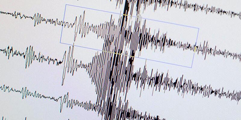 Gökçeada'da 4.9 büyüklüğünde deprem