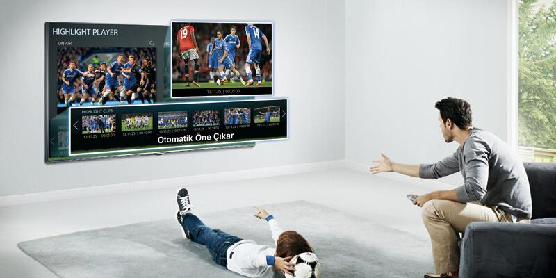 """TV teknolojisinde """"futbol modu"""" dönemi"""