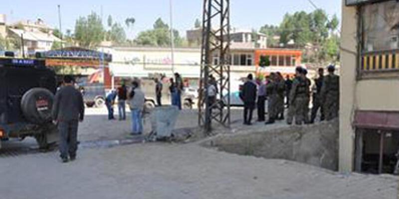 Tunceli'de otel inşaatında patlama