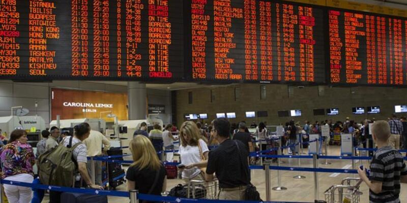 İsrail, ABD'den uçak seferlerinin yeniden başlamasını istedi