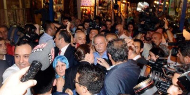 İhsanoğlu'ndan Erdoğan'a yanıt
